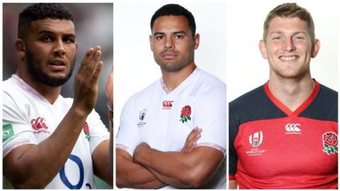 Rugby Lewis Ludlam is in, but Ben Te'o misses out while Ruaridh McConnochie makes the squad