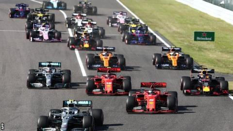 Formula One Wants to Become Carbon Neutral by 2030