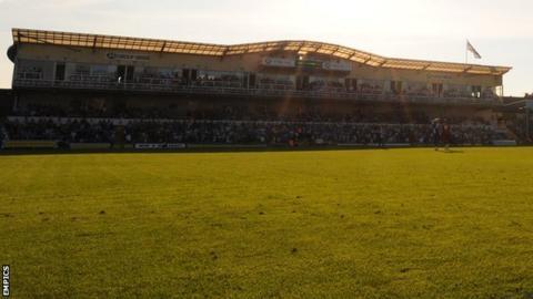 The Memorial Stadium, home of Bristol Rovers