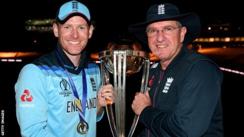 World Cup hero Bayliss to coach Hyderabad in IPL