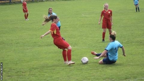 Port Talbot Town Ladies finished fourth in the Welsh Premier Women's League last season