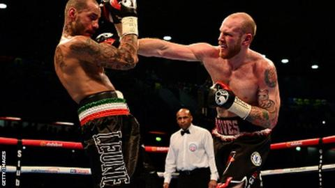 George Groves (r)