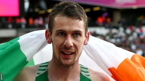 Michael McKillop will defend his world title in Dubai next week