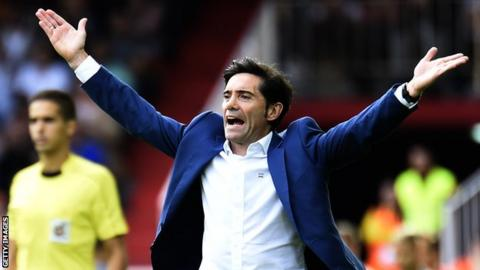 Valencia boss Marcelino