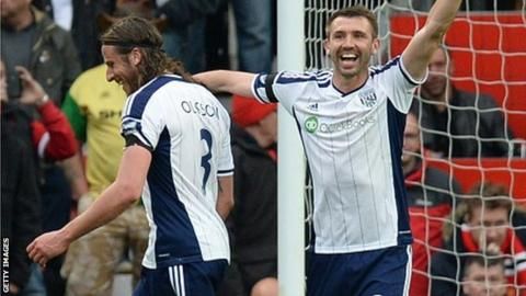 Jonas Olsson (left) and Gareth McAuley