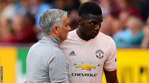 Paul Pogba wants to stay - Jose Mourinho