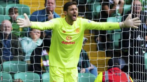 Player tells Celtic he wants to leave this week