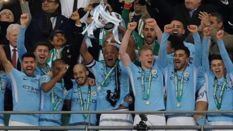 Man City Carabao Cup