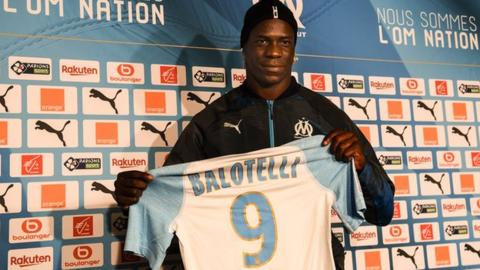 Mario Balotelli to join Marseille from Nice
