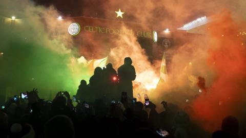 Celtic v Salzburg