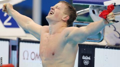 Adam Peaty won three gold medals at the 2019 World Championships
