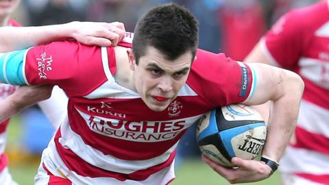 Matthew Stanex helped Regent House from Newtownards shade a 14-13 home win over Portora Royal