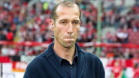 Kaiserslautern boss Jeff Strasser
