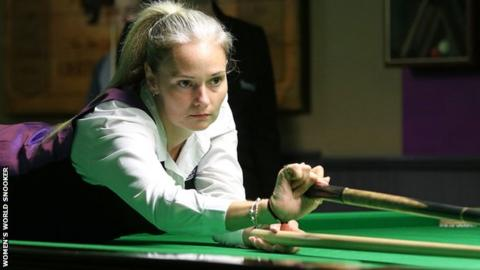 Reanne Evans eyes Ronnie O'Sullivan clash at Champion of Champions in Coventry