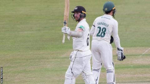 Tom Smith's back-to-back half-centuries in this summer's two County Championship matches at Cheltenham College proved a turning point in promoted Gloucestershire's season