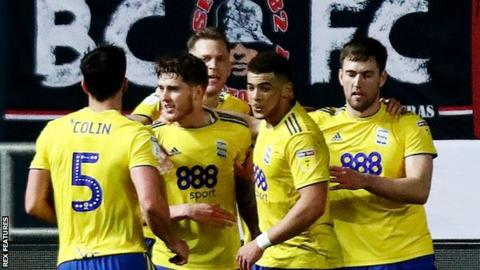 Birmingham City have won on six of their eight visits to Ashton Gate over the last decade