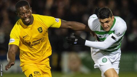 Elyounoussi and Forster both played important roles for Celtic last season