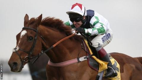 Richard Johnson on Top Gamble