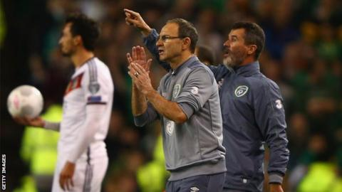Martin O'Neill rejects chance to be Stoke manager