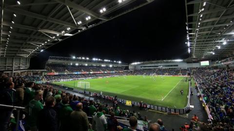 Uefa Super Cup: Northern Ireland's Windsor Park to host ...