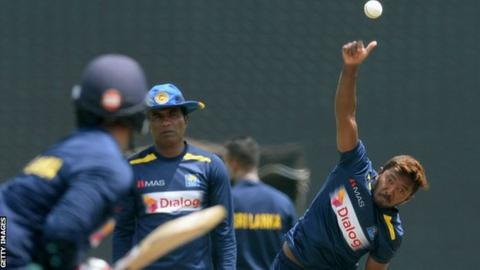 Akila Dananjaya: Sri Lanka spinner suspended for illegal action