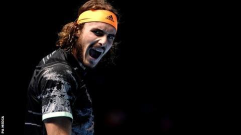 Stefanos Tsitsipas beats Dominic Thiem to win ATP Finals title