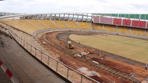 Amadou Ahidjo Stadium