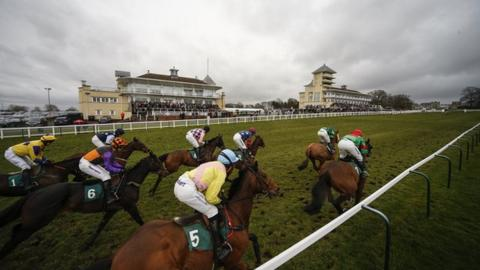Towcester racecourse: Administrators sell assets to Fermor Land LLP