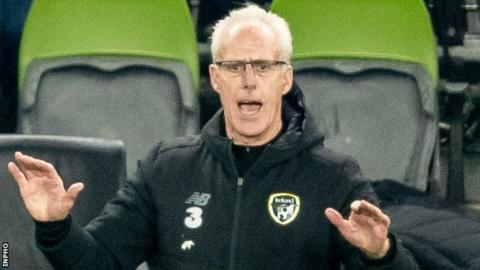 Mick McCarthy's Republic side missed out on automatic qualification for Euro 2020