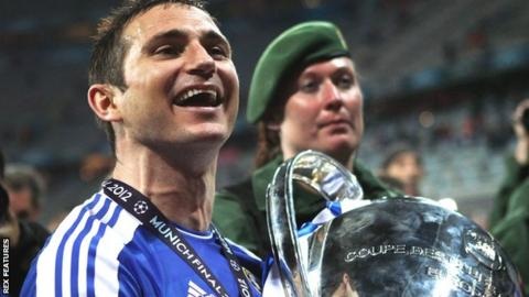 Frank Lampard demonstrates the respect he has for Chelsea with classy vow