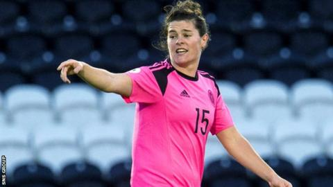 Jen Beattie has more than 100 caps for Scotland