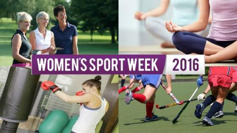 Women's Sport Week