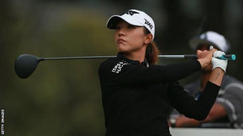 Lydia Ko almost  makes albatross, taps in for eagle to win playoff