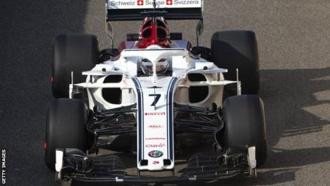 Sauber Formula 1 team rebrand as Alfa Romeo Racing