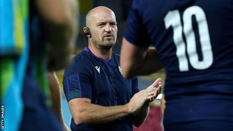 Gregor Townsend: Scotland coach 'needs to remind everyone he's up to it'