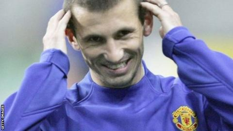 Liam Miller earned 21 Republic of Ireland caps and his club career included stints at Celtic and Manchester United