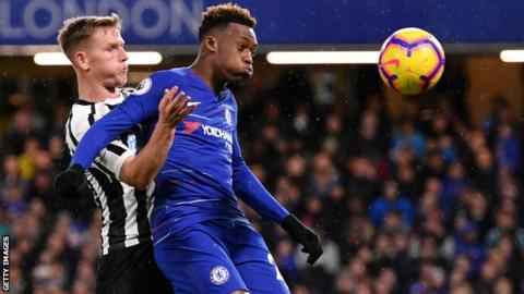 Callum Hudson-Odoi: Chelsea in talks with Bayern Munich target