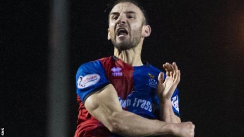 Welsh's winner was cruel on Dunfermline