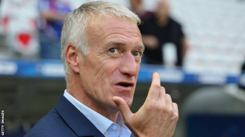 Didier Deschamps: France can do better after scraping Australia win