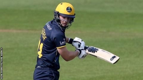 All-rounder Craig Meschede represented Glamorgan, Somerset and Germany during his career