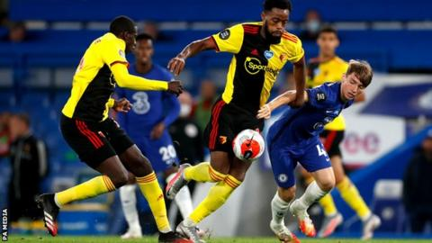 Chelsea fear 19-year-old's season may be over after knee injury