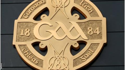 GAA crest