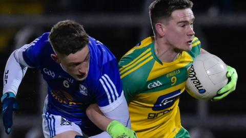 A tussle between Cavan and Donegal will open 2018 Ulster on Sunday 13 May
