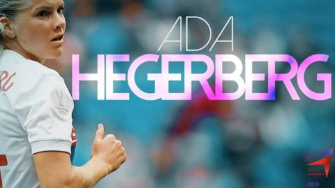 Meet BBC Women's Footballer of the Year contender Ada Hegerberg