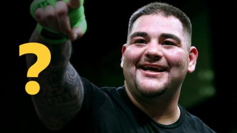 Andy Ruiz Tips The Scales At Weigh-Ins Ahead Of Anthony Joshua Rematch