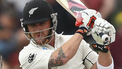 Brendon McCullum: Ex-New Zealand skipper announces playing retirement