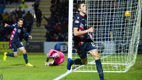 Ross County won the last meeting of the sides 2-1 in December