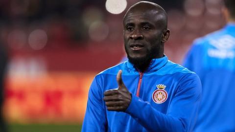 Ivory Coast striker Seydou Doumbia