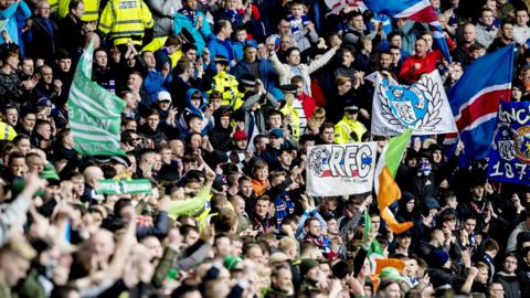 Celtic and Rangers will have their ticket allocations slashed for away derbies