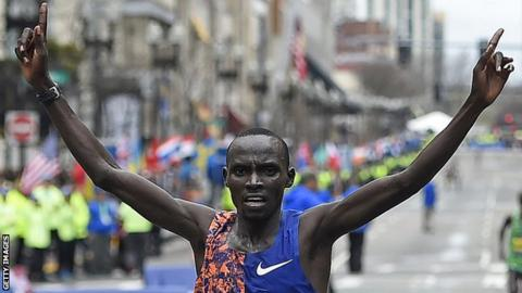 Mo Farah eighth in Chicago Marathon as Lawrence Cherono wins